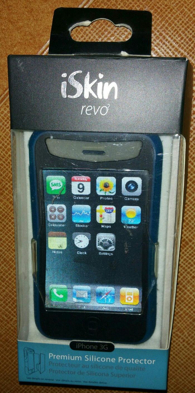 ISkin Revo Θήκη full protection γιά iPhone 3g-3gs σε Ιωάννινα