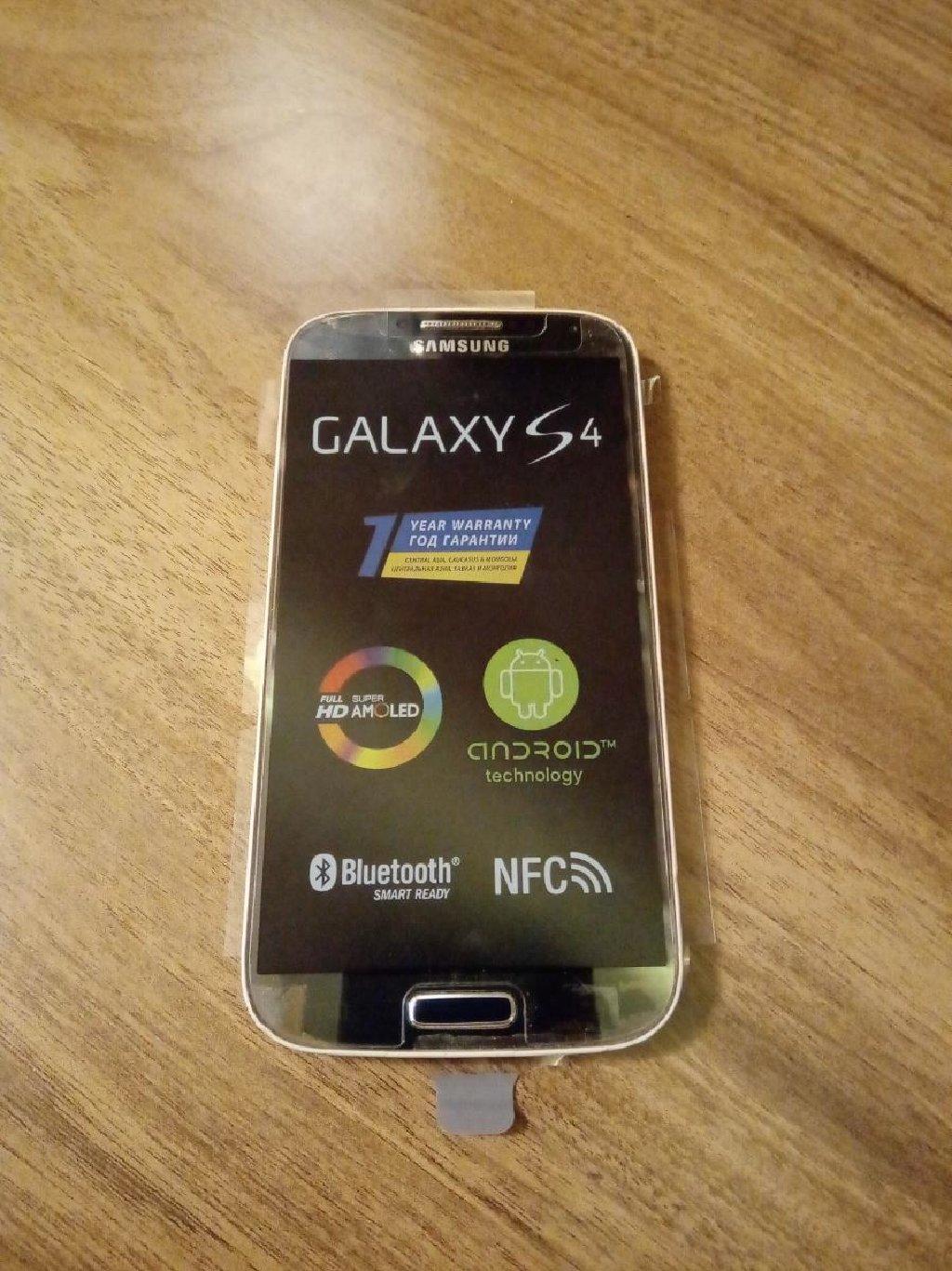 İşlənmiş Samsung Galaxy S4 16 GB Göy