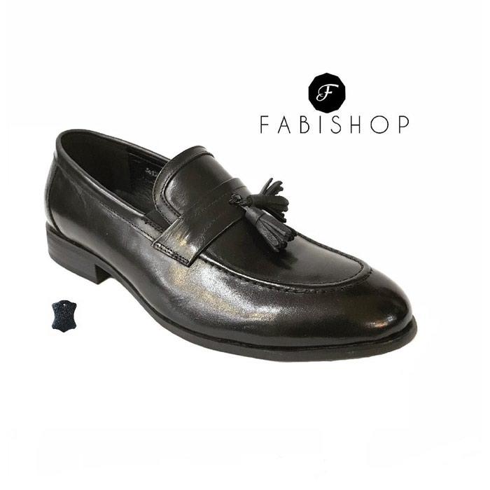 175ab321a178 Кожаные туфли. лоферы. KD1499, цена  1900 KGS в категории Мужские ...