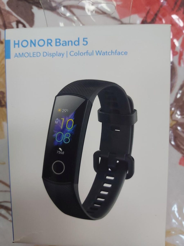 Honor Mi band5