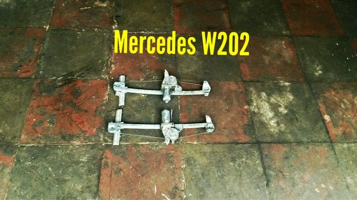 Mercedes W202 Arxa Şüşəqaldıran Mexanizmləri 1 Ədəd-20 AZN. Photo 0