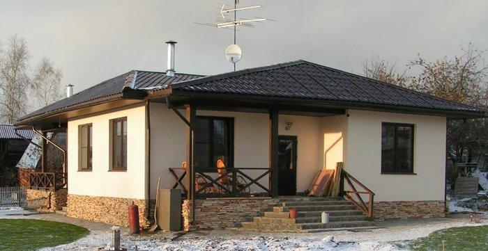 Частный дом - система отопления
