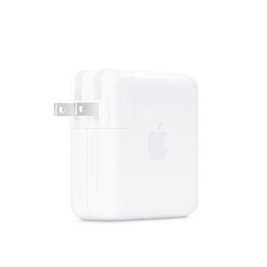 Продаю б/у адаптер питания Apple USB-C мощностью 61W