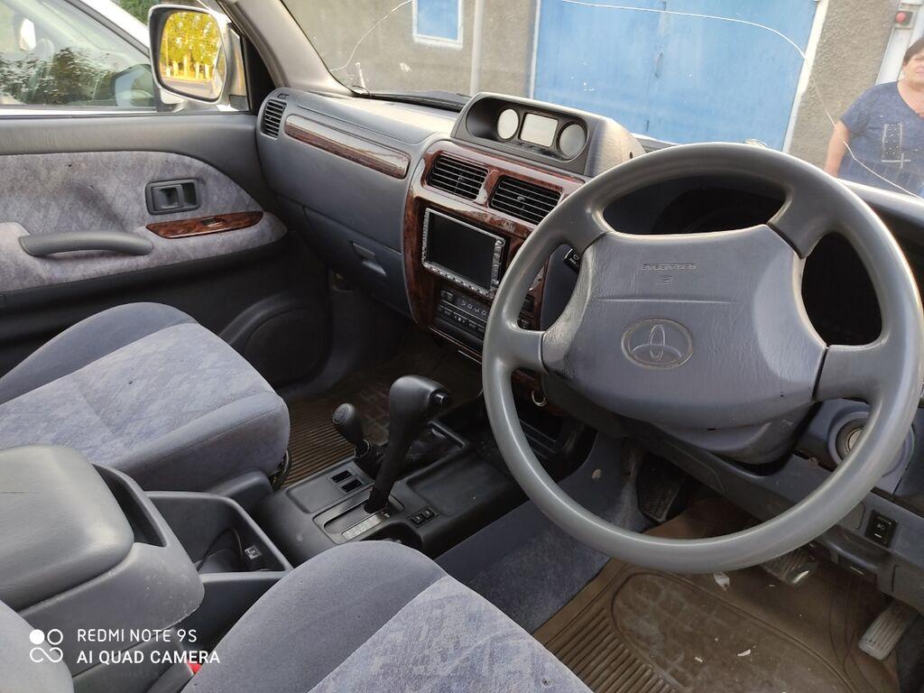 Toyota Land Cruiser Prado 2.7 л. 2000 | 250000 км