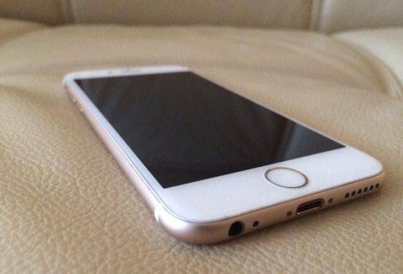 Айфон 6 голд 64 гига в отличном состоянии!!!! . Photo 2