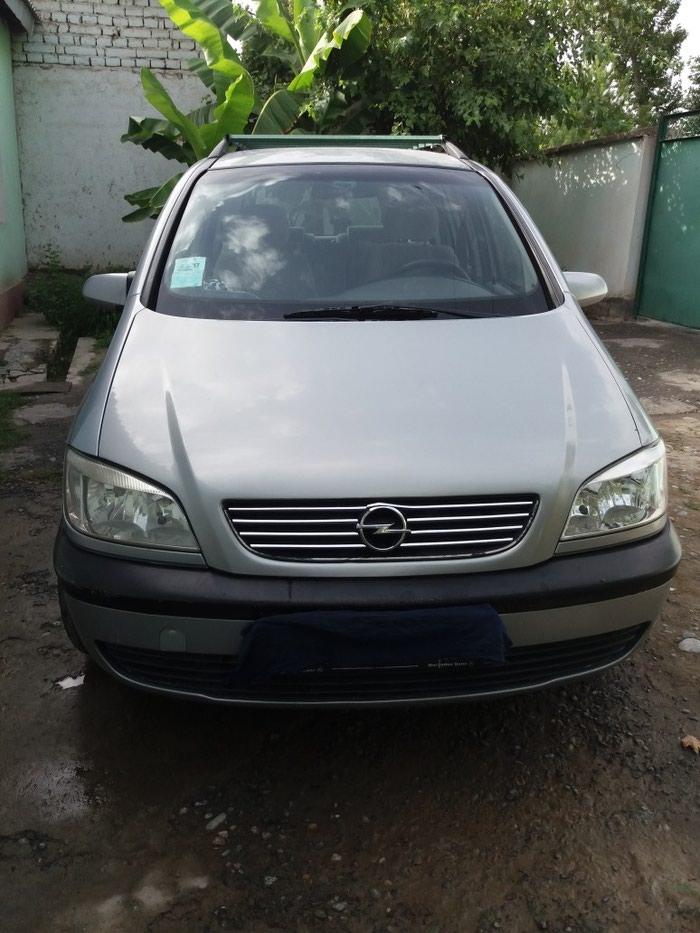 Opel Zafira 1999 в Московский