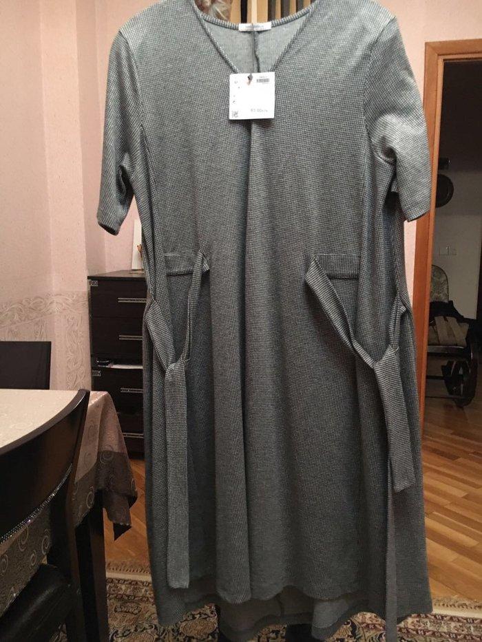 Bakı şəhərində Zara firm. Teze geyinilmemis libas 65 man alinib m olcu