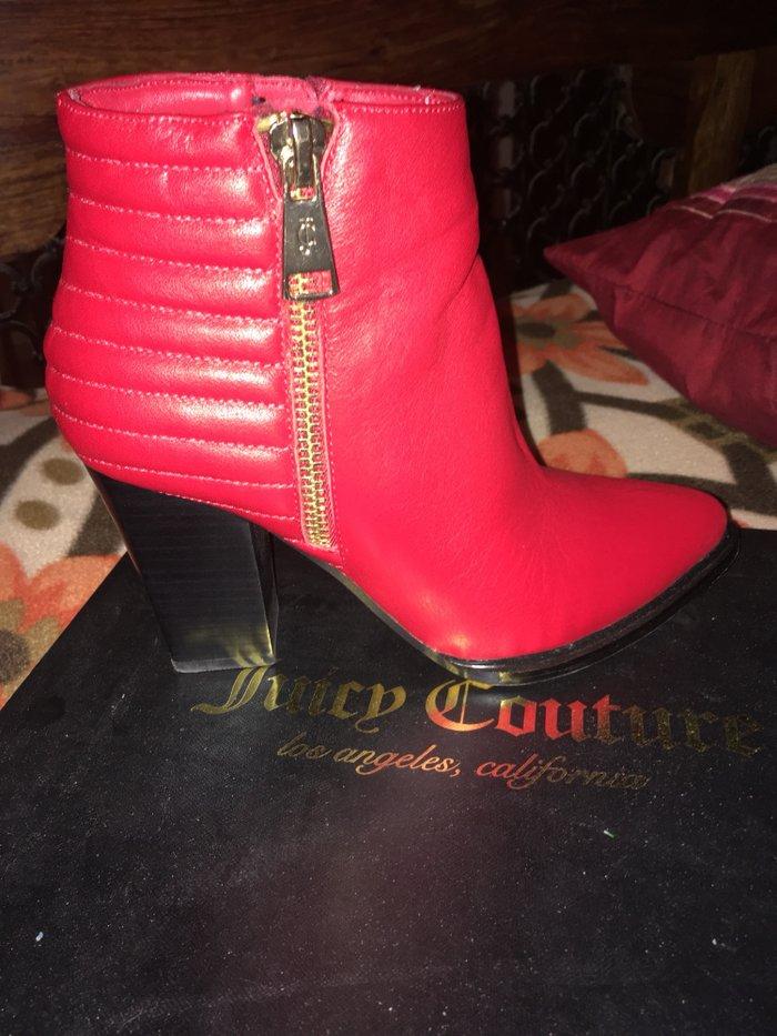 Δερματινες μποτες Juicy Couture καινουργιες σε κοτα size 38,5. Photo 1