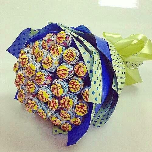Букеты с конфет в Бишкек