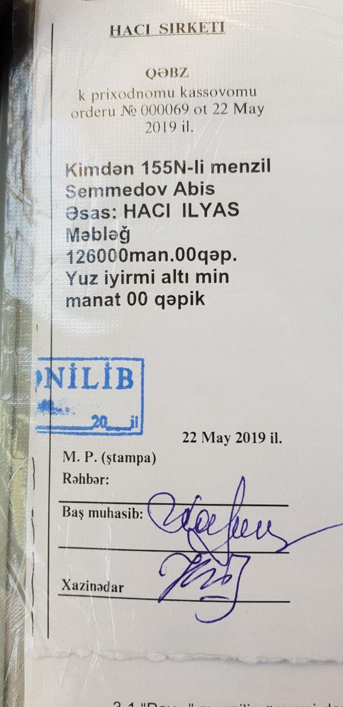 Mənzil satılır: 2 otaqlı, 105 kv. m., Bakı. Photo 6