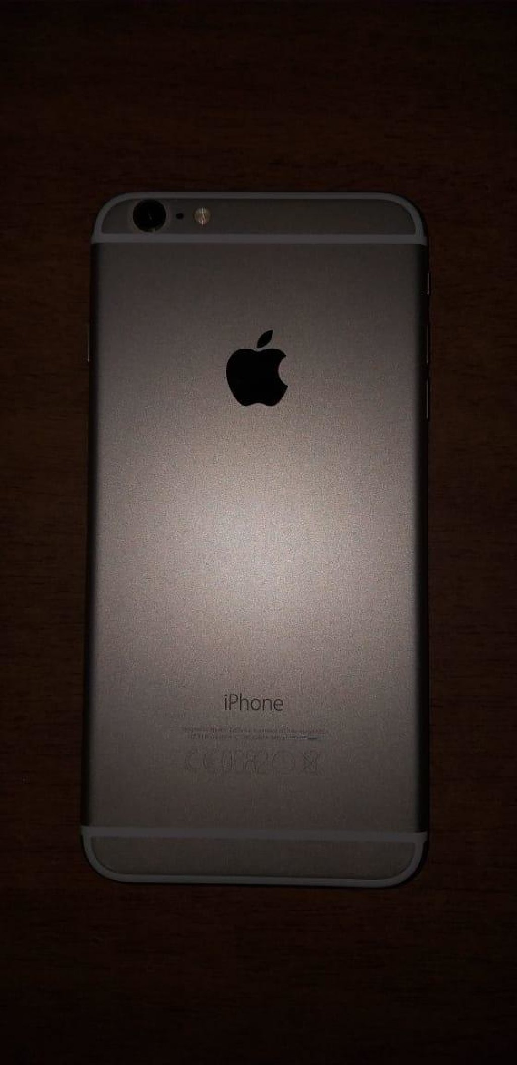 Iphone 6 plus satilir plata yanib
