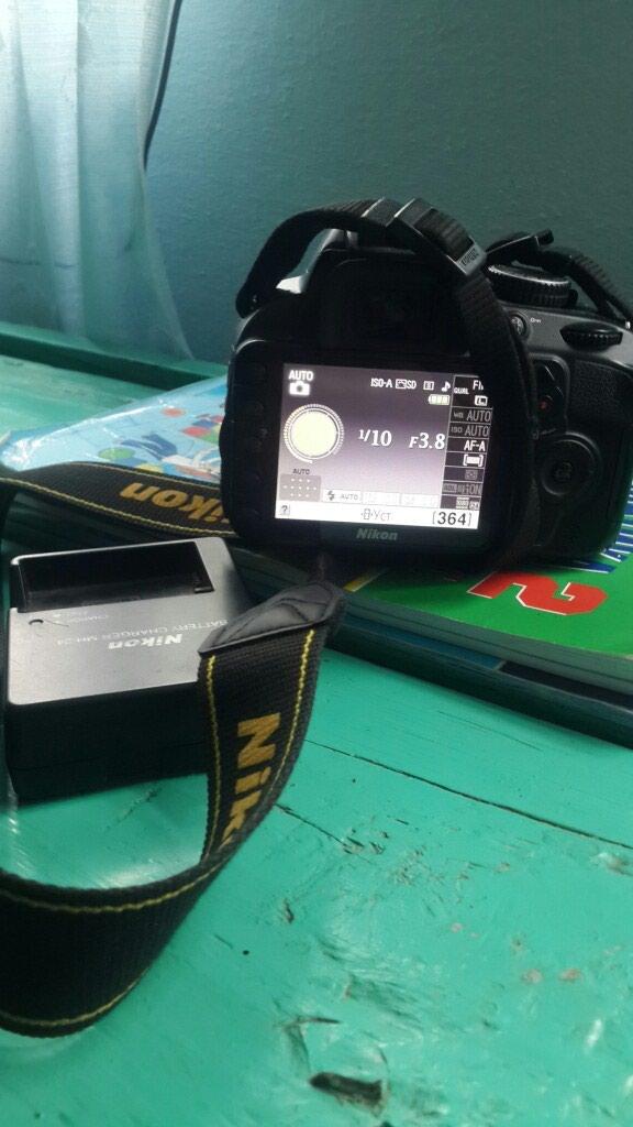 Фотоаппарат Nikon D3100. Photo 1