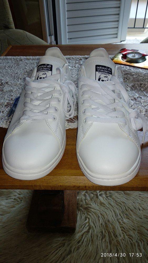 Πωλούνται adidas Stan Smith νούμερο 41 και 1/3. Photo 0