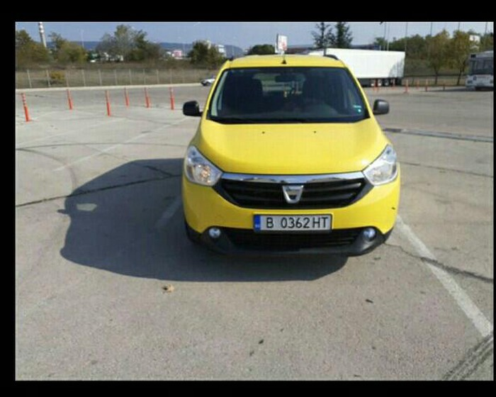 Dacia Lodgy 2013. Photo 3