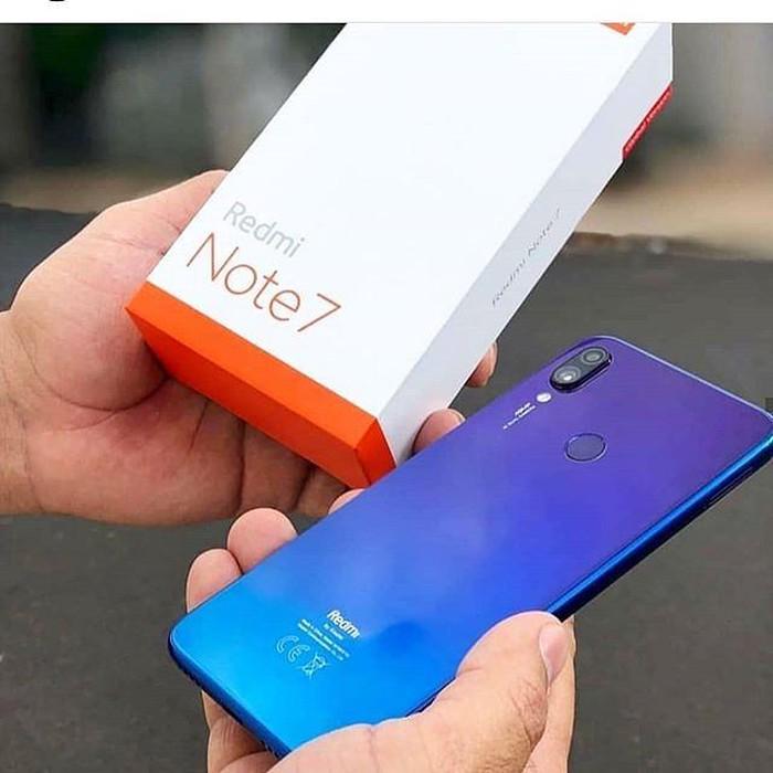 Yeni Xiaomi Redmi Note 7 64 GB göy. Photo 0