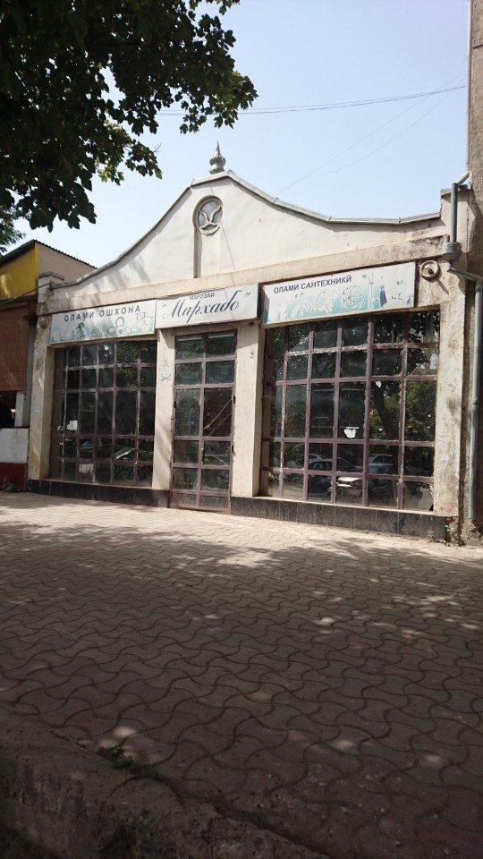 Магазин пустой зал Пеши Точиктелеком Кургонтеппа в Джавонон