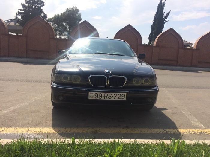 BMW 528 1998. Photo 2