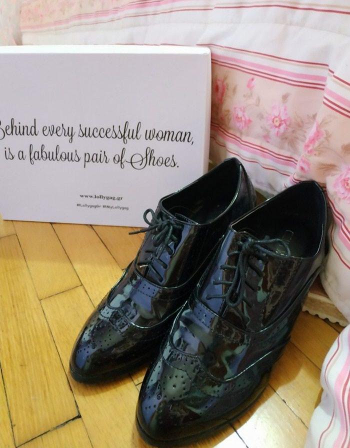 Γυναικεία παπούτσια λουστρίνι