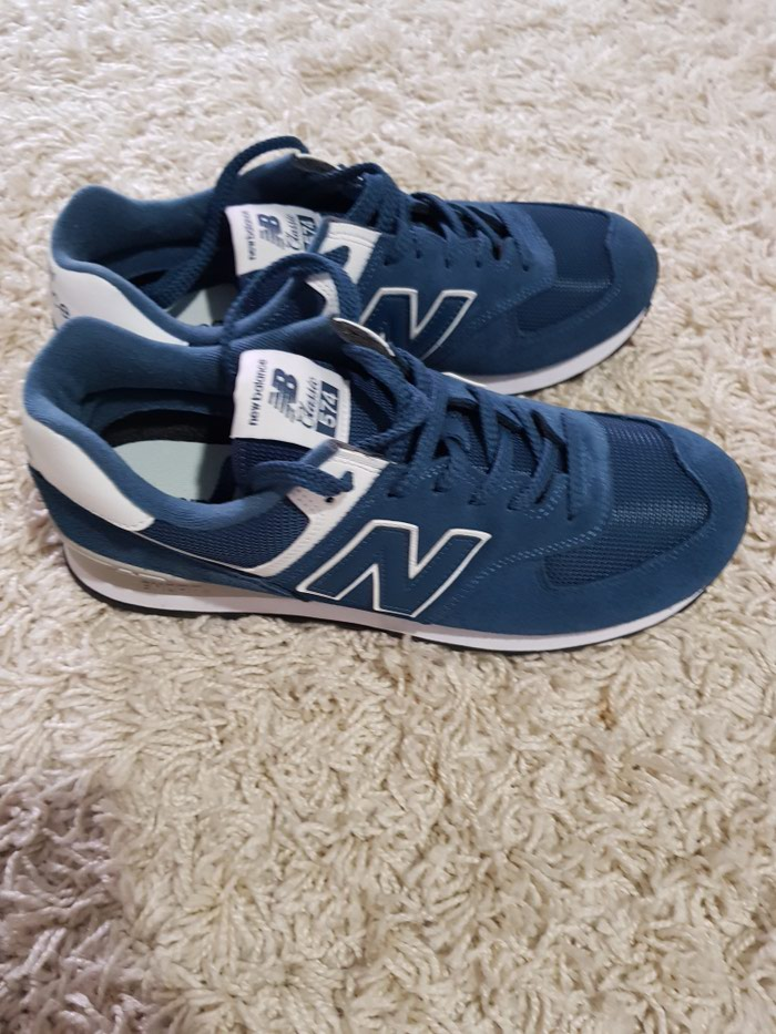 644b077ba Новые кроссовки NEW BALANCE, размер 43.5 цена - Договорная в Риен ...