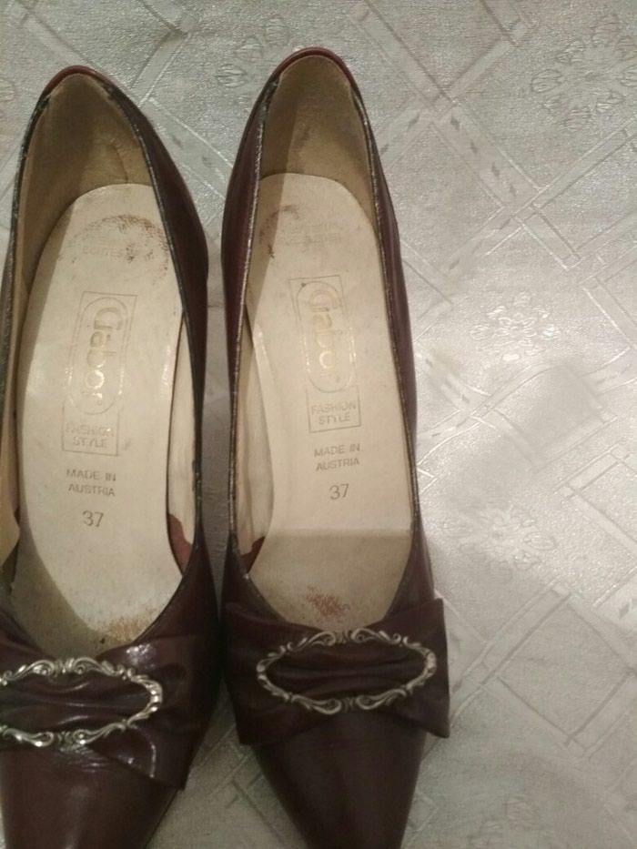 Туфли женские из натуральной кожи 37 размер производство Австрия в  Кара-Балта 1e9d01ee9d1