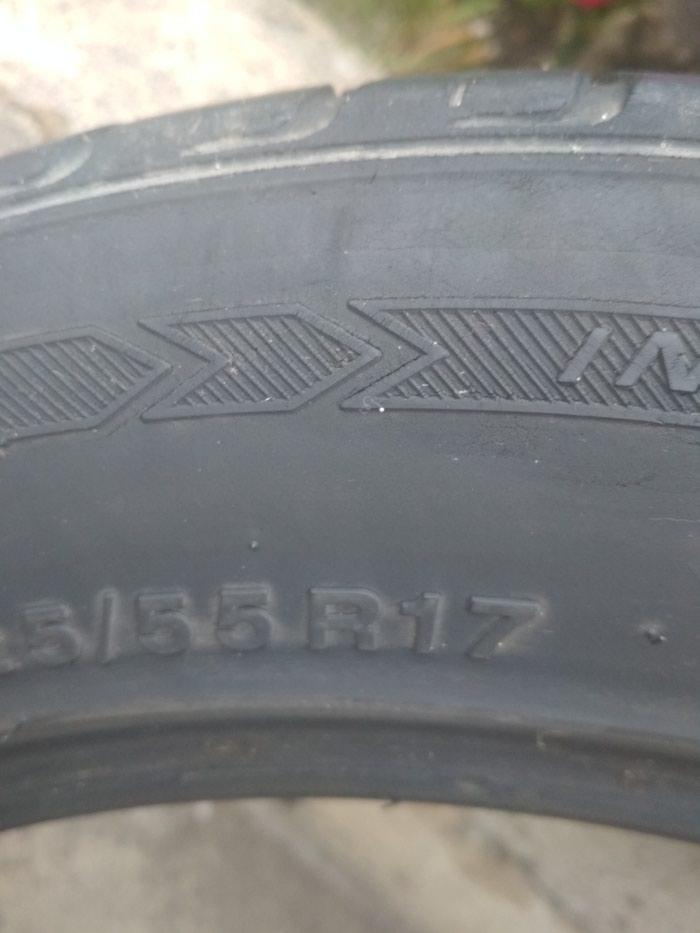 Takar RadiaL F100.Yaxşl vaziyyatda.Razmer 225/55/17.. Photo 3