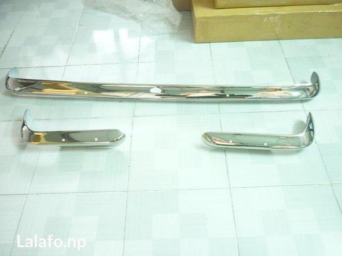 Are you looking for a brand new bumper for your car? Don't wait more, in Khandbari
