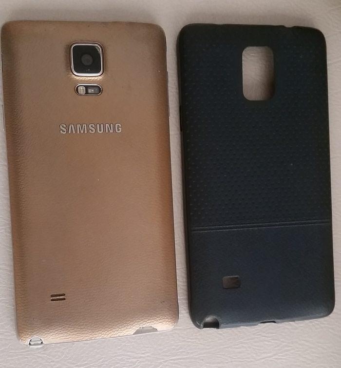 Samsung Note4 32GB кришкаи поёнуш камакак шикастагияй тамом . Photo 1