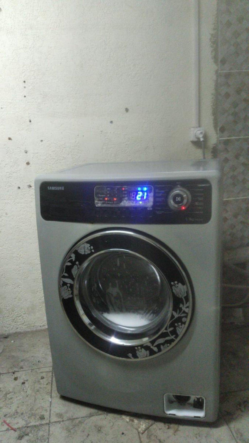 Фронтальная Автоматическая Стиральная Машина Samsung 5 кг