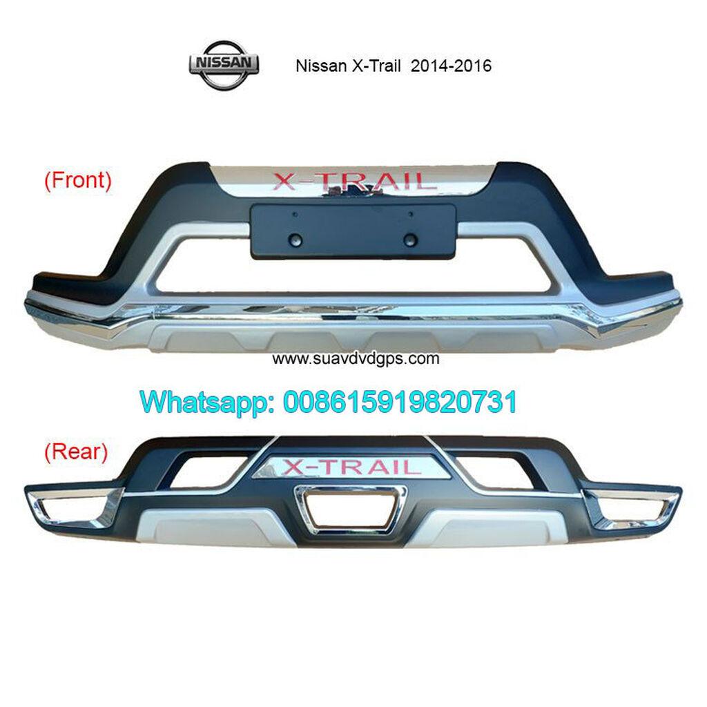 Car Accessories - Kirtipur: Nissan X-Trail Car bumpersModel SUV-N603ABUMPER GUARD For Nissan