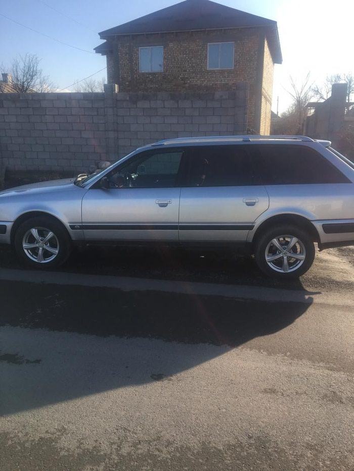 Audi 1993. Photo 0