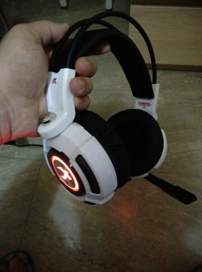 Xiberia K3 Gaming Headset. Photo 6