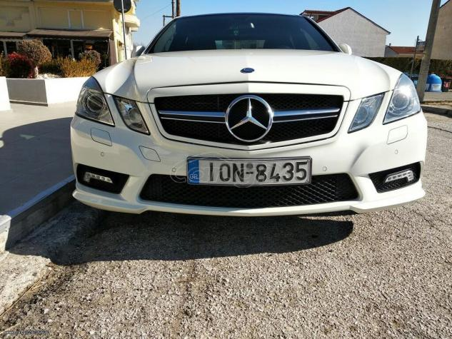 Mercedes-Benz E 250 2009. Photo 3