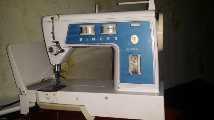 Продаю Швейную машинку Singer 726. в Душанбе