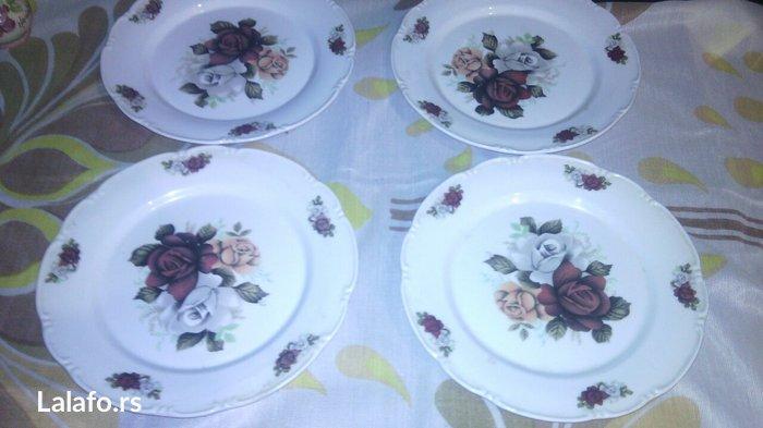 Prelepi tanjiri bez oštećenja..   - Cuprija