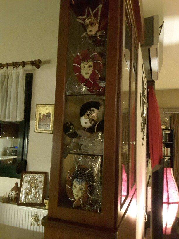 Βενετσιανικες μάσκες 10 τεμάχια Δίνονται και μεμονωμένα  στα 20€ το κο σε Ξάνθη