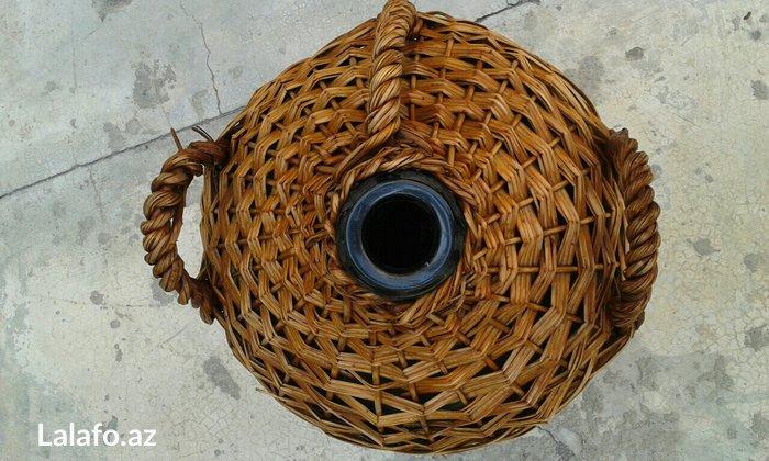 Gəncə şəhərində Shushe balon horuklu, 10lt, qedimidir (whatsapp var)