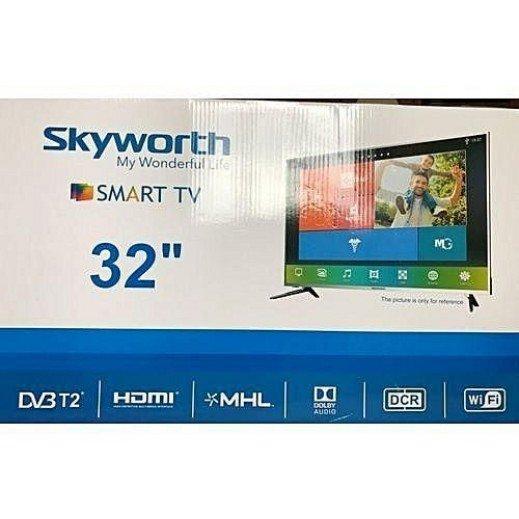 Skyworth 32 smart Доставка по городу бесплатно 3 года гарантии в Лебединовка