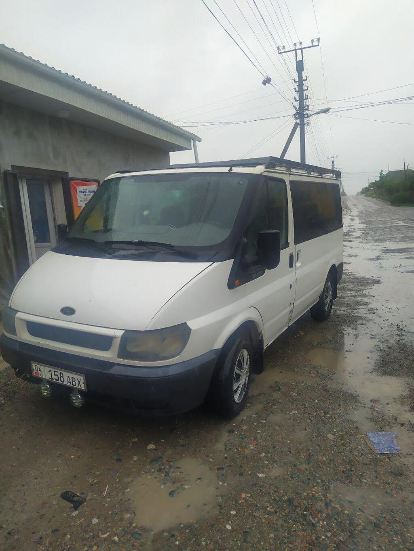Ford Transit 2 л. 2005   854497675 км