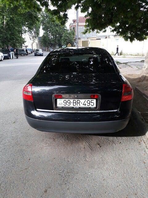 Audi A6 2001. Photo 7