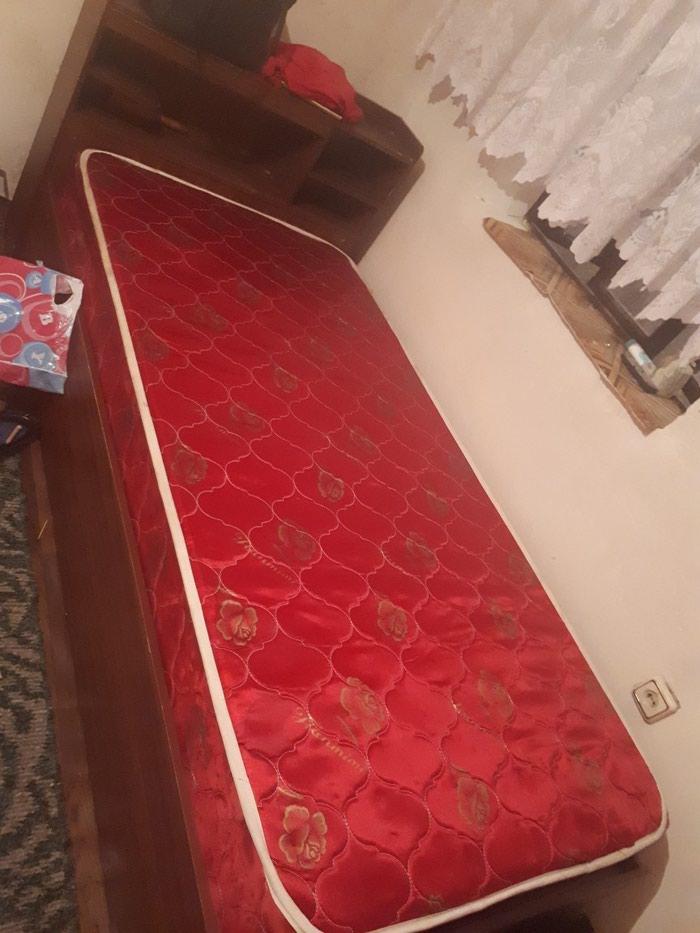 Кровать в отличном состоянии за 300 сом в Душанбе