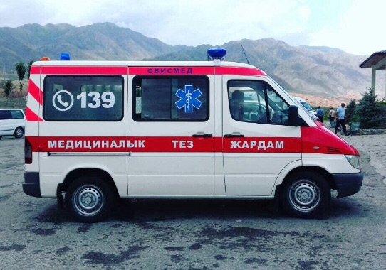 Скорая помощь Овис - Мед  Кардиология, в Бишкек