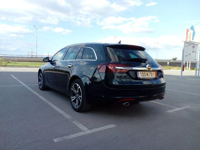 Opel Insignia 2015. Photo 2