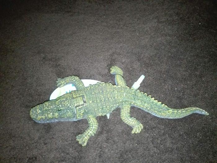 Krokodil 20cm. Photo 0