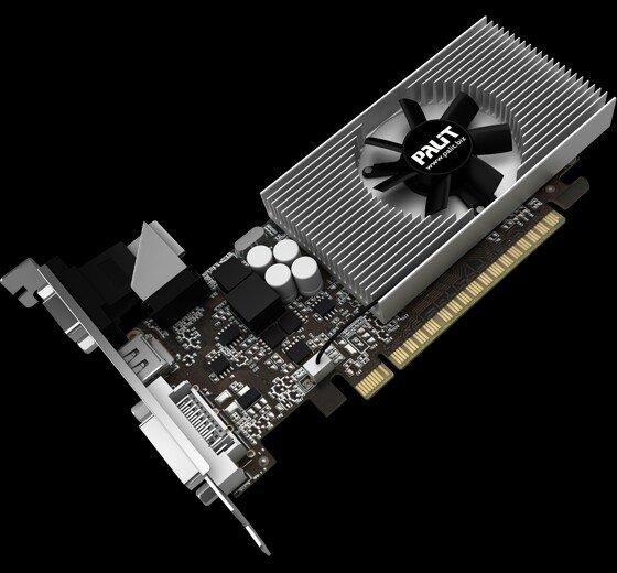 Видеокарта Gtx 730 2гигабайта памяти в Кант