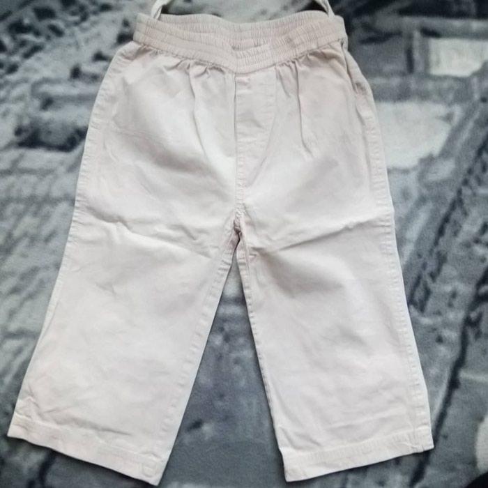 Tanke pantalonice bas letnje. Nove ne nosene. Velicina 86. Photo 0