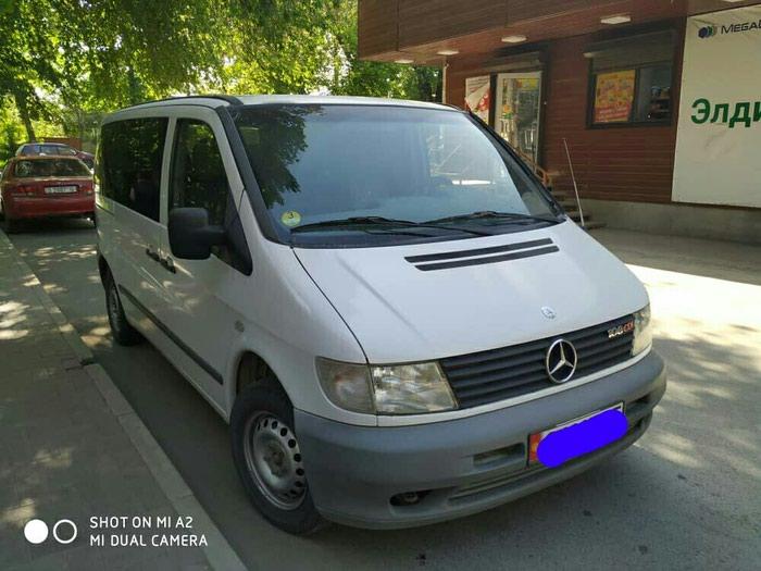 Mercedes-Benz Vito 2003 за 7500 USD в Бишкек: Mercedes-Benz на lalafo.kg