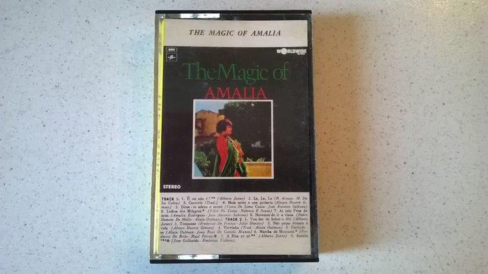 Κασέτα - The Magic of Amalia  Σε πολύ καλή κατάσταση. Photo 0