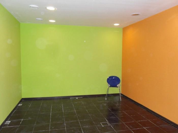 Покраска !!!!                                                                                                                          стены+потолок+колер+шпатлевка