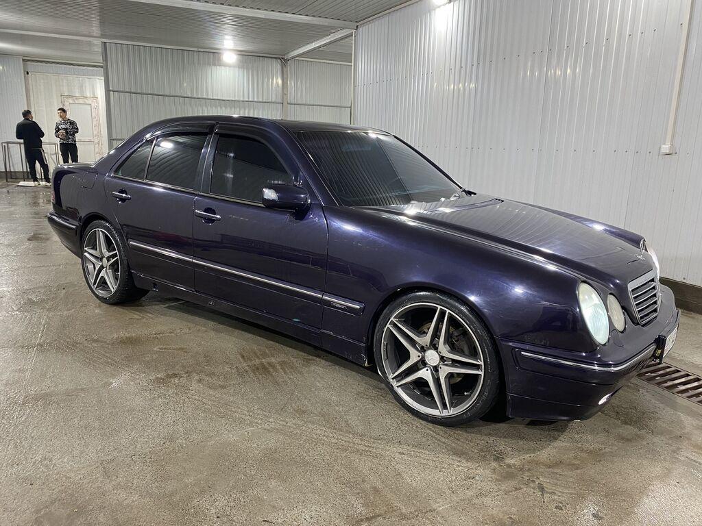 Mercedes-Benz 280 2.8 л. 2000: Mercedes-Benz 280 2.8 л. 2000