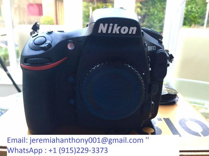 Νέα ψηφιακή φωτογραφική μηχανή Nikon D810 / σε Μαλεβίζι